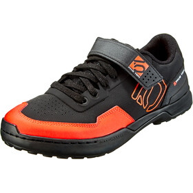 adidas Five Ten Kestrel Lace Buty MTB Mężczyźni, czarny/czerwony